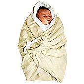 Snugglebundl Baby Wrap (Barley Cream)