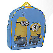 Despicable Me 2 Small Backpack - Minions Stuart and Tim