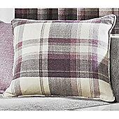 Curtina Belvedere Cushion Cover - Plum 43x43cm