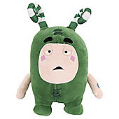 Oddbods Voice Activated Walking Talking Soft Toy - Zee