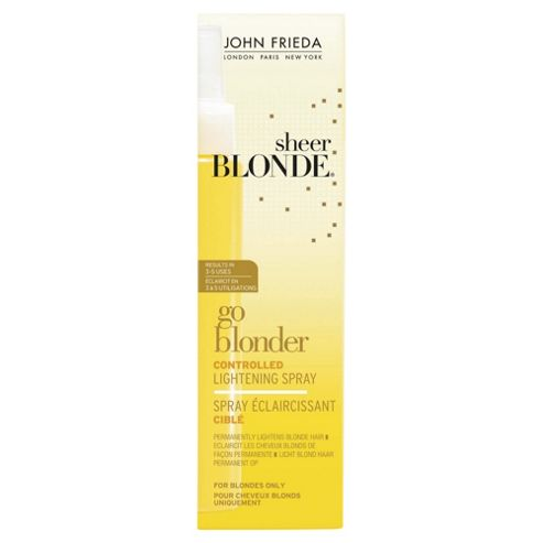 John Frieda Sheer Blonde Lightening Spray 100ml