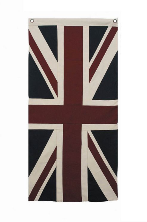 Woven Magic London Flag