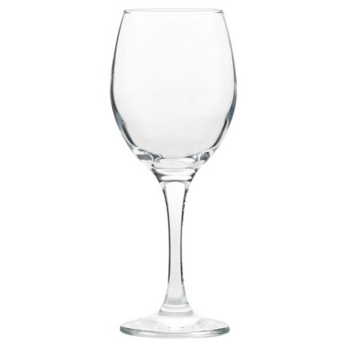 Tesco Set of 4 Tall Wine Glasses