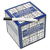 Sudo Kube-6 Sudoku Puzzles in 1 Jigsaw