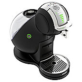 KP230840 Nescafe Dolce Gusto Melody 3 Flow Stop Coffee Machine in Black
