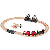 Brio Steam Engine Set