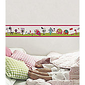 Graham & Brown Animals Wall Border Roll