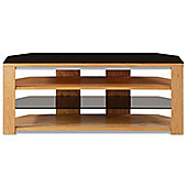 Edge 1200 Natural Oak TV Stand