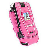Krusell Pink Active Multidapt Case for Motorola V3