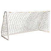 Debut PVC Football Goal, 12ft x 6ft