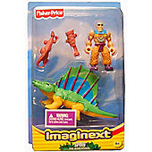 Fisher Price Imaginext Dinosaur Spiny the Dimetrodon