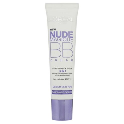 L'Oréal Nude Magique BB Cream Medium 30ml