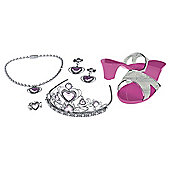 Razzle Dazzle Jewellery and Shoe Set
