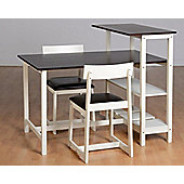 Home Essence Costa Rica 2 Piece Dining Set