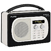 PURE EVOKE MIO DAB/FM RADIO (LAVA ORANGE)