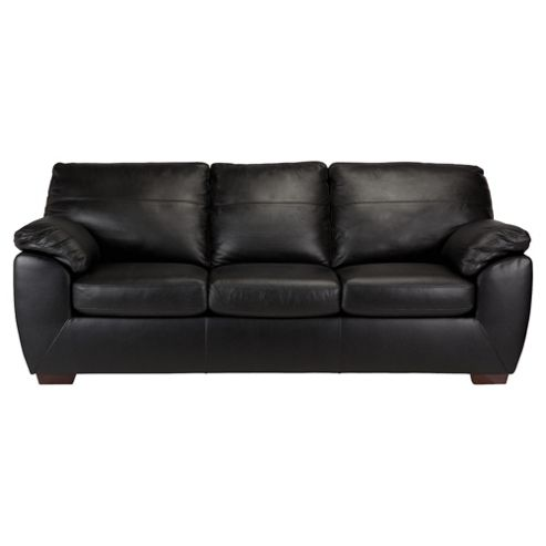 Alberta Sofa Bed, 2 Seater Sofa Black