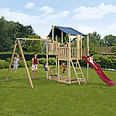 Blue Rabbit Duplex Climbing Frame - Red