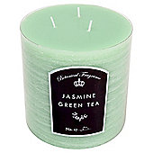 Botanicals Rustic Multi-Wick Candle, Jasmine & Green Tea