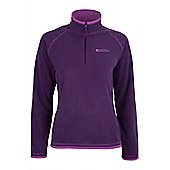 Montana Women's Microfleece - Purple
