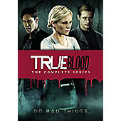 True Blood - Season 1-7 DVD