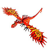 How To Train Your Dragon 2 Power Dragon - Hookfang With Racing Stripes