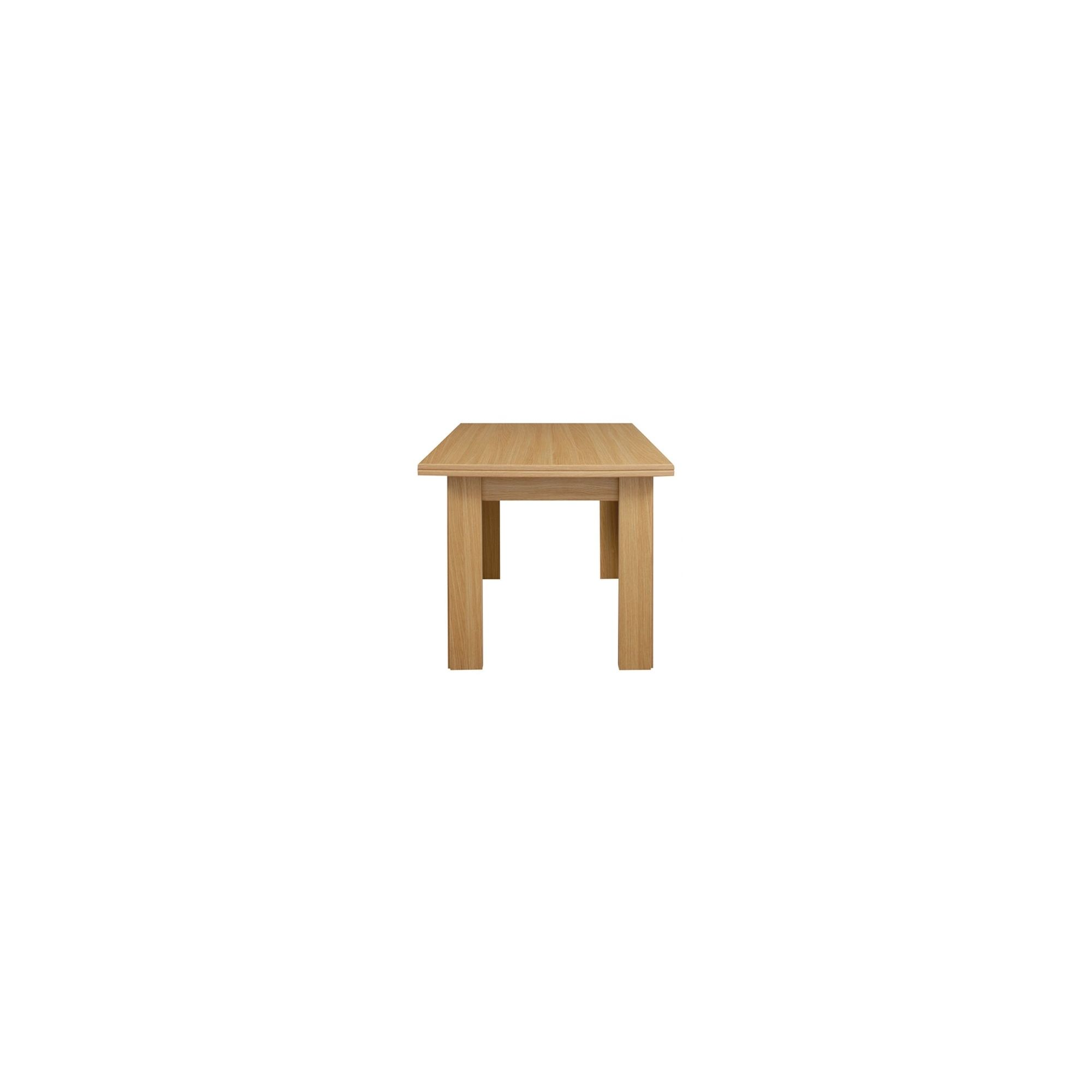 Other Caxton Sherwood Butterfly Extending Dining Table in Natural Oak - 92-184cm