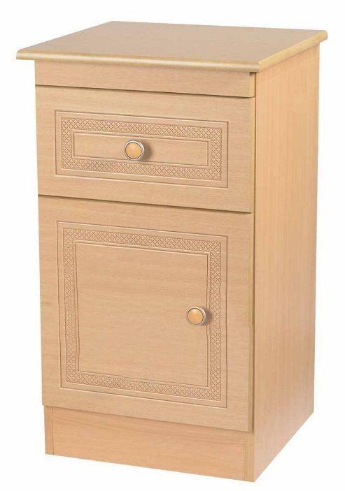 Welcome Furniture Corrib Door Locker - Light Oak