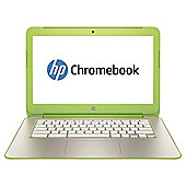 "HP 14-x021na, 14"", Chromebook, Tegra K1 Processor, 2GB RAM, 16GB, Google Chrome - White"