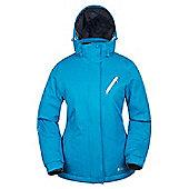 Mountain Warehouse Beth Womens Ski Jacket - Blue