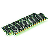 Kingston 1GB (1x1GB) Memory Module 800MHz DDR2 SDRAM CL6
