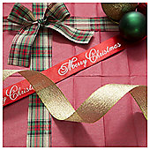 Tesco 3 Fabric Ribbons