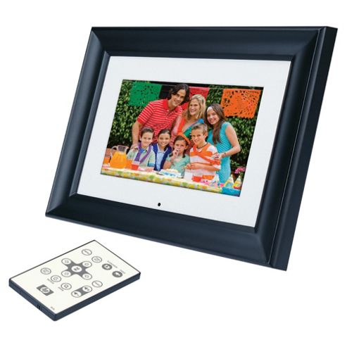 HP DF730P3 7 inch Digital Photo Frame