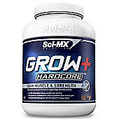 Sci-Mx Nutrition - Grow + Hardcore Chocolate