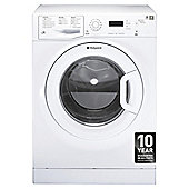 Hotpoint Extra WMXTF742P Washing Machine, 7Kg Wash Load, 1400 RPM Spin, A++ Energy Rating, White