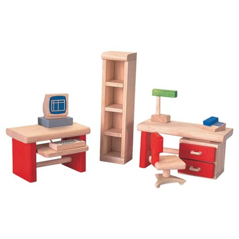 Plan Toys Home Office Neo ,wooden toy