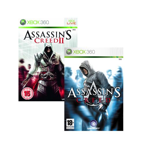 Assassin's Creed / Assassin's Creed II - Double Pack (Xbox 360)