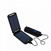 Powertraveller Waterproof Powermonkey Extreme Charger Black