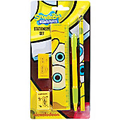 Stationery Spongebob Stationery Set (each)