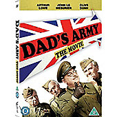 Dad's Army - The Movie DVD