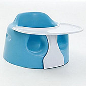 Bumbo Baby Sitter + Playtray (Blue)