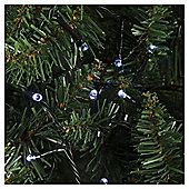 500 String LED Christmas Lights, White