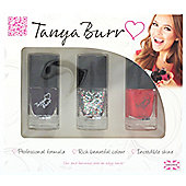 Tanya Burr Trio Nail Polish 3 x 12ml Gift Set - 202