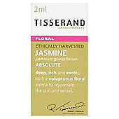 Tisserand Aromatherapy Jasmine Absolute 2ml Oil