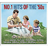 No 1 Hits Of The 50's (3CD)