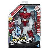 Hero Mashers Transformers Sideswipe