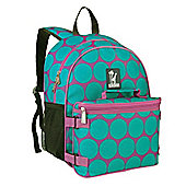 Children's Backpack & Lunch Bag - Dots