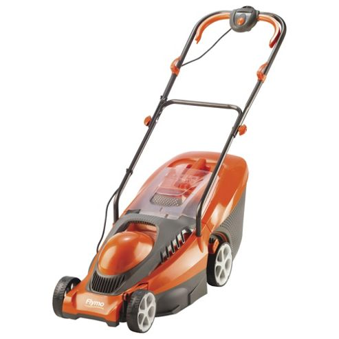 buy flymo chevron 34vc 1400w electric rotary lawn mower from our electric lawn mowers range tesco