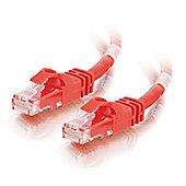 Cables to Go 2 m Cat6 550 MHz Snagless Patch Cable - Red