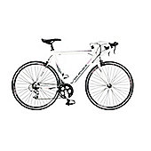 53cm Viking Elysee STI 14 Speed 700c Wheel Ladies, White