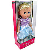 Dolls World Princess Doll-Blonde